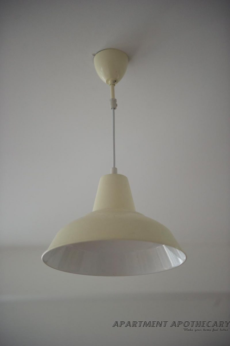 Industrial style pendant lamps