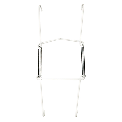 Wire plate hanger