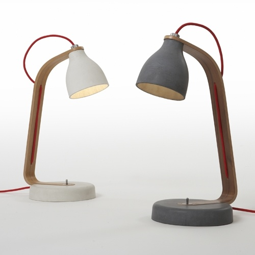 Retro Benjamin Hubert desk lamps