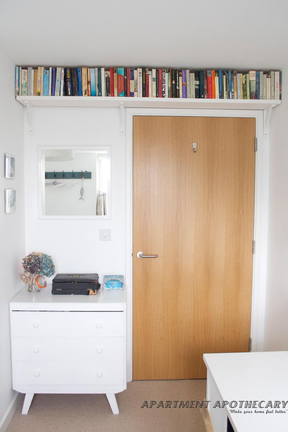 High Shelves Apartment Apothecary