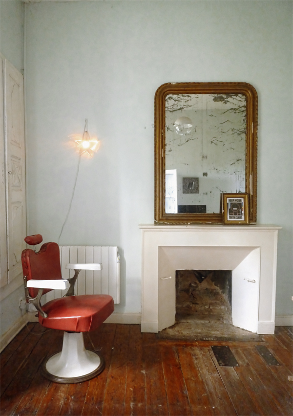 Home of Double Merrick | French house | Apartment Apothecary