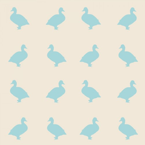Duck egg designs fabric