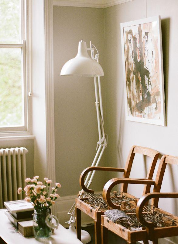 Lisa Levis (nee Stickley) Art Deco vintage chairs