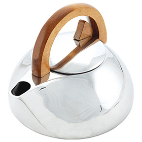 Picquot ware kettle