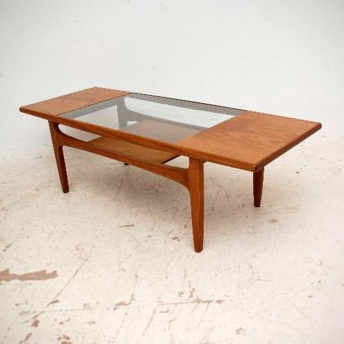 G-Plan Danish retro teak coffee table