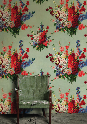 Top 10 wallpaper Cath Kidston Woodstock Rose