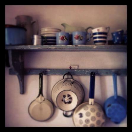 Sarah Moore Vintage kitchen hooks
