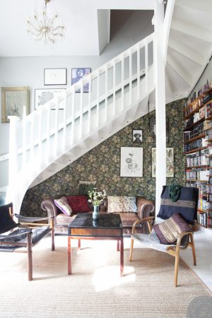 Swedish home of Annacate from Lovely Life blog www.apartmentapothecary.com