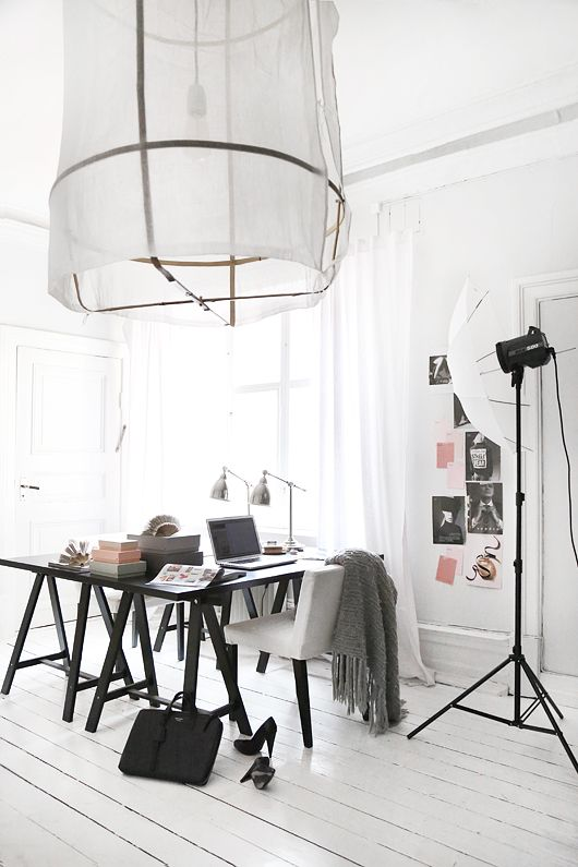 Home office inspiration www.apartmentapothecary.com