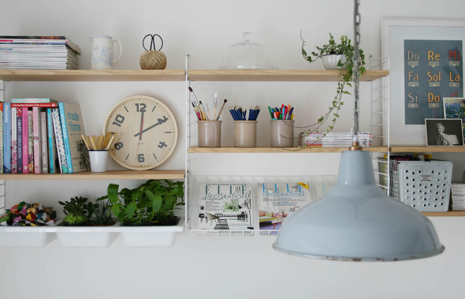 My home office makeover by Apartment Apothecary