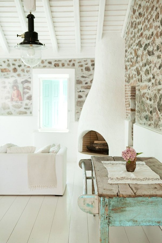 Weekend inspiration - Greek holiday home | Apartment Apothecary