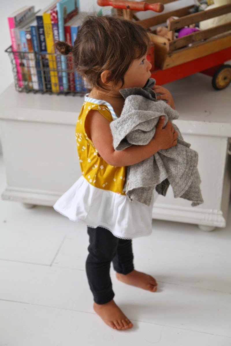 Children's sewing projects by Junkaholique on Apartment Apothecary