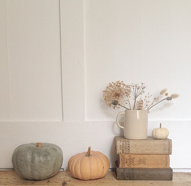 Styling the Seasons - October | @thislittlecorner Instagram