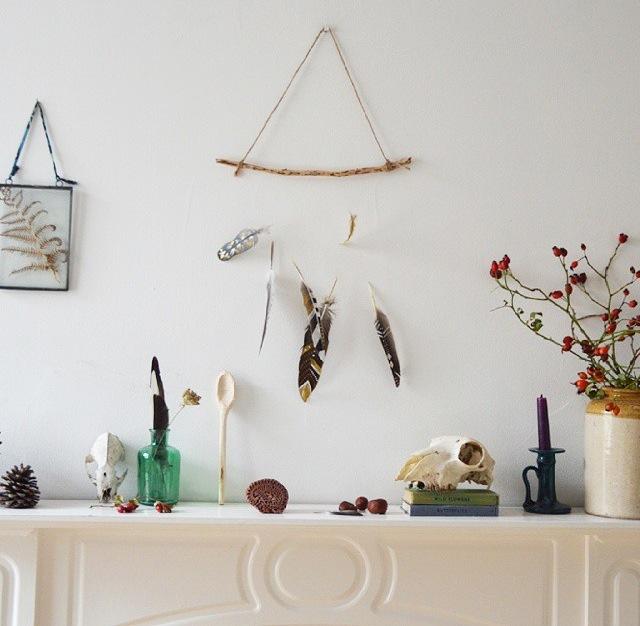 Styling the Seasons - October | Littlegreenshed