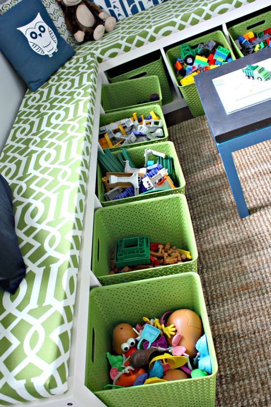 Ask Apartment Apothecary - storage for children's rooms