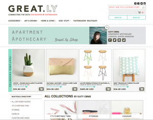 Apartment Apothecary Great.ly shop