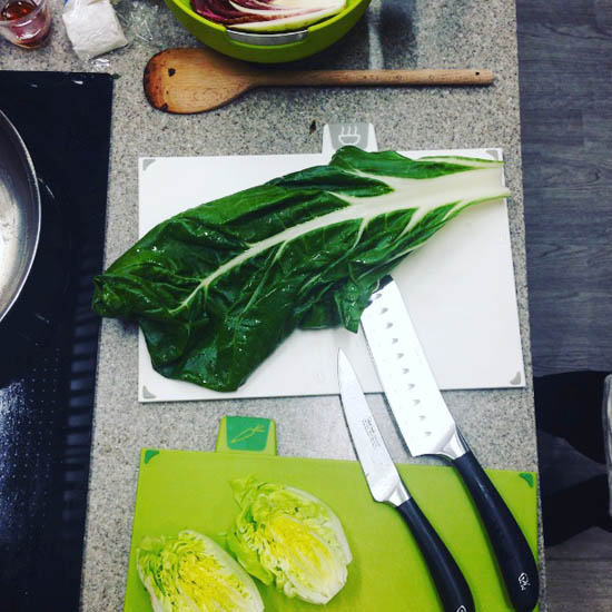 #EatWell with Robert Welch | Waitrose Cookery School | Apartment Apothecary