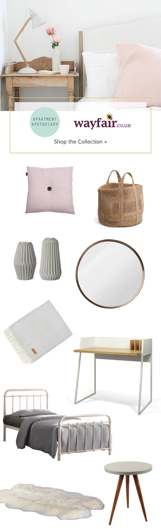Wayfair curated sale | Apartment Apothecary