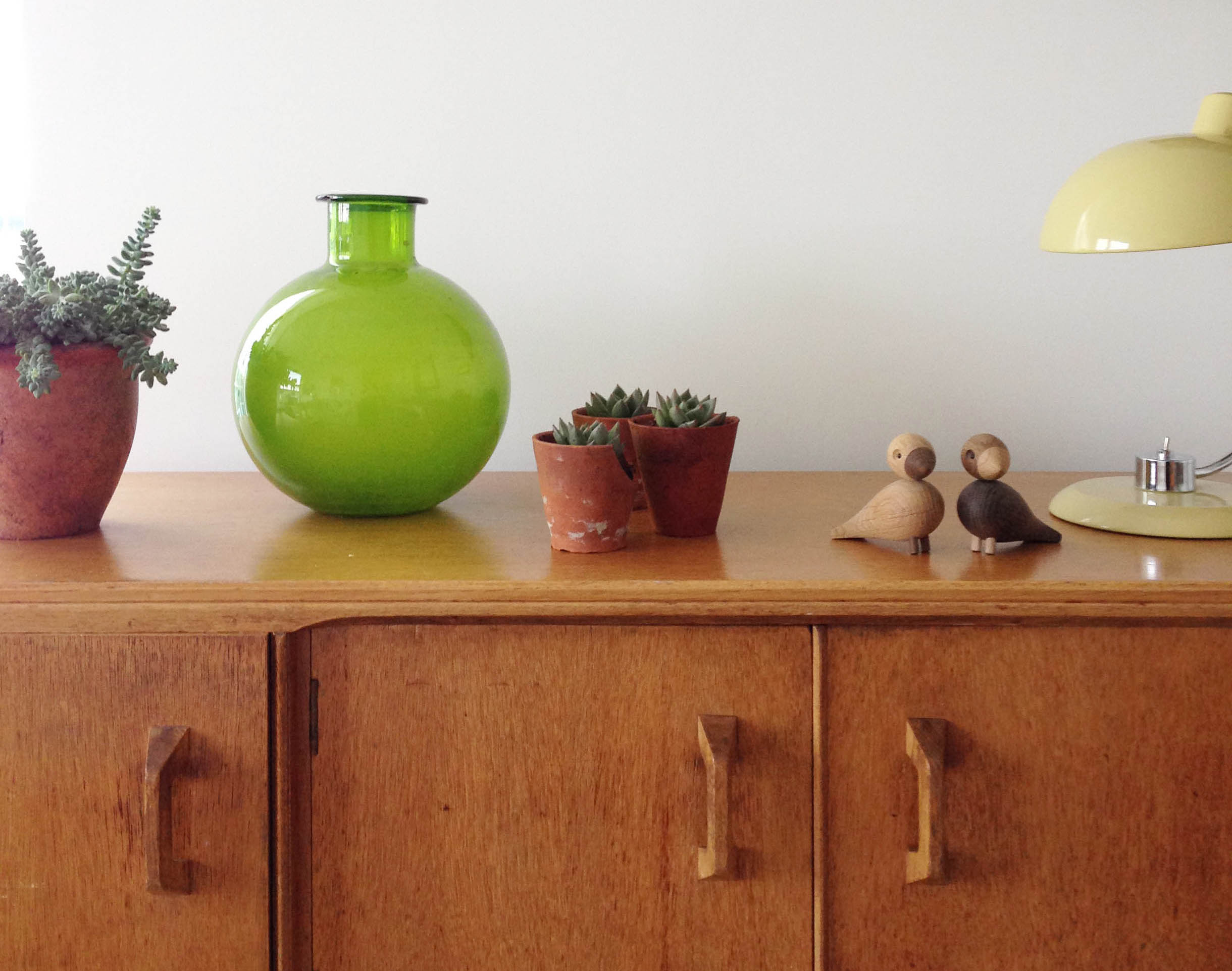 Selling homewares on eBay tips | Mid century sideboard | G-plan sideboard | Retro furniture | Apartment Apothecary