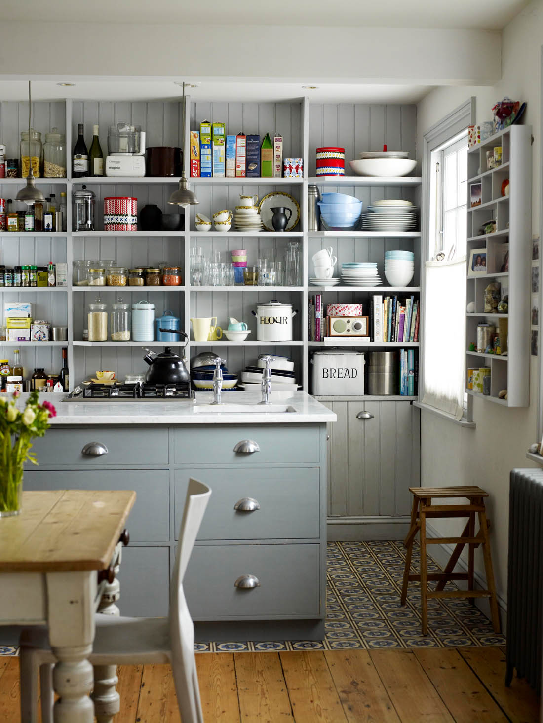 Shades of Grey by Kate Watson-Smyth  | Interior design advice | How to use grey paint in your home | Book review by Apartment Apothecary