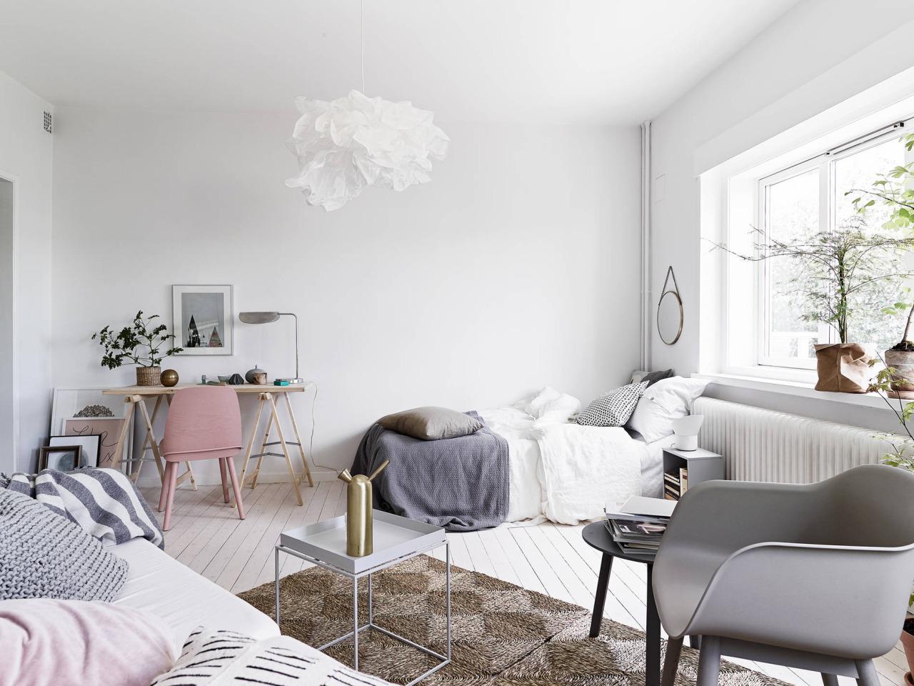 Studio apartment | Stadshem
