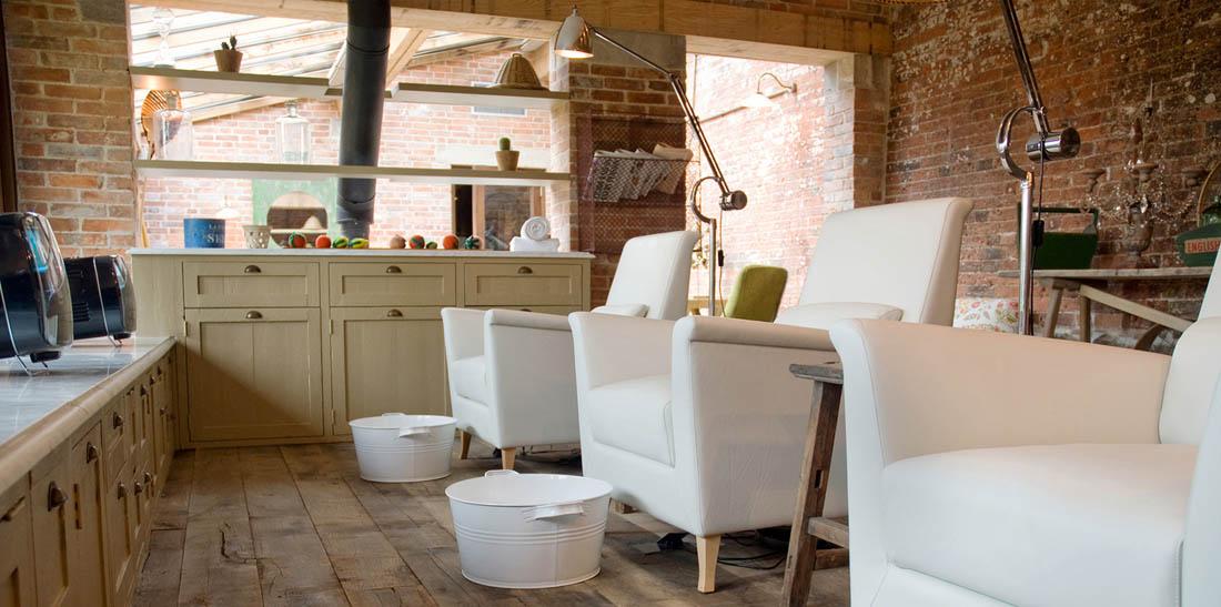 A long weekend at Babington House | Traditional interiors | Cowshed Spa at Babington House | Apartment Apothecary