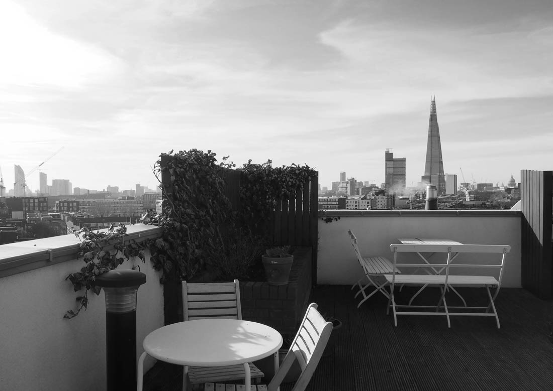 A Bermondsey balcony | Insurance and John Lewis giveaway | Apartment Apothecary