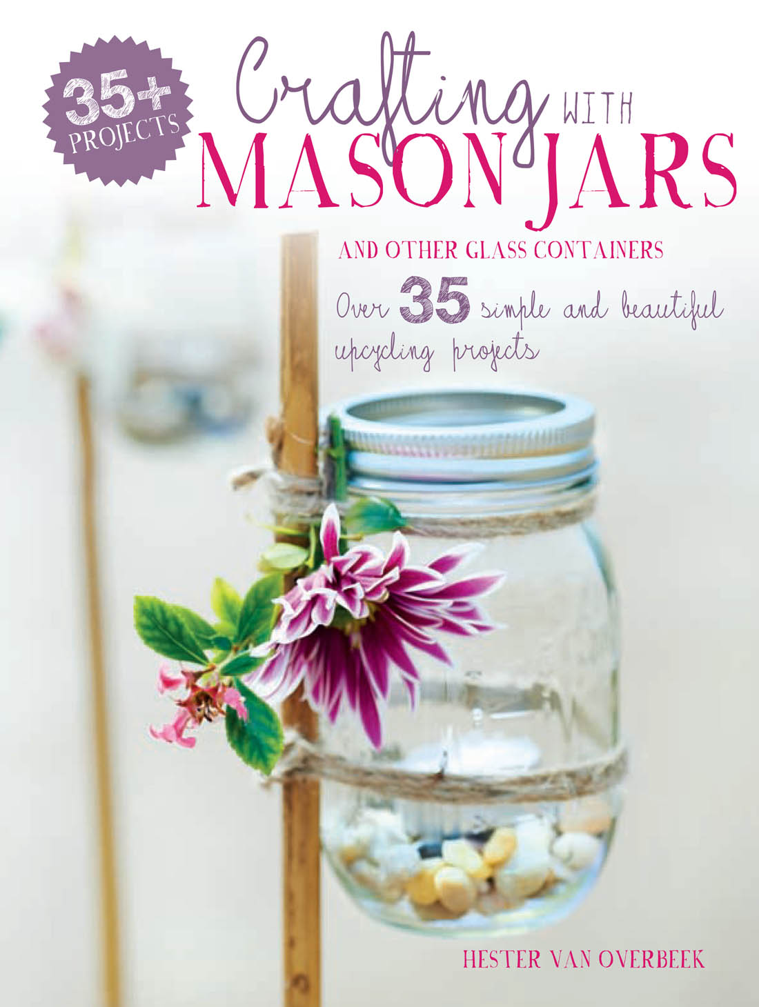 Crafting with mason jars | Book tour | A apartment Apothecary