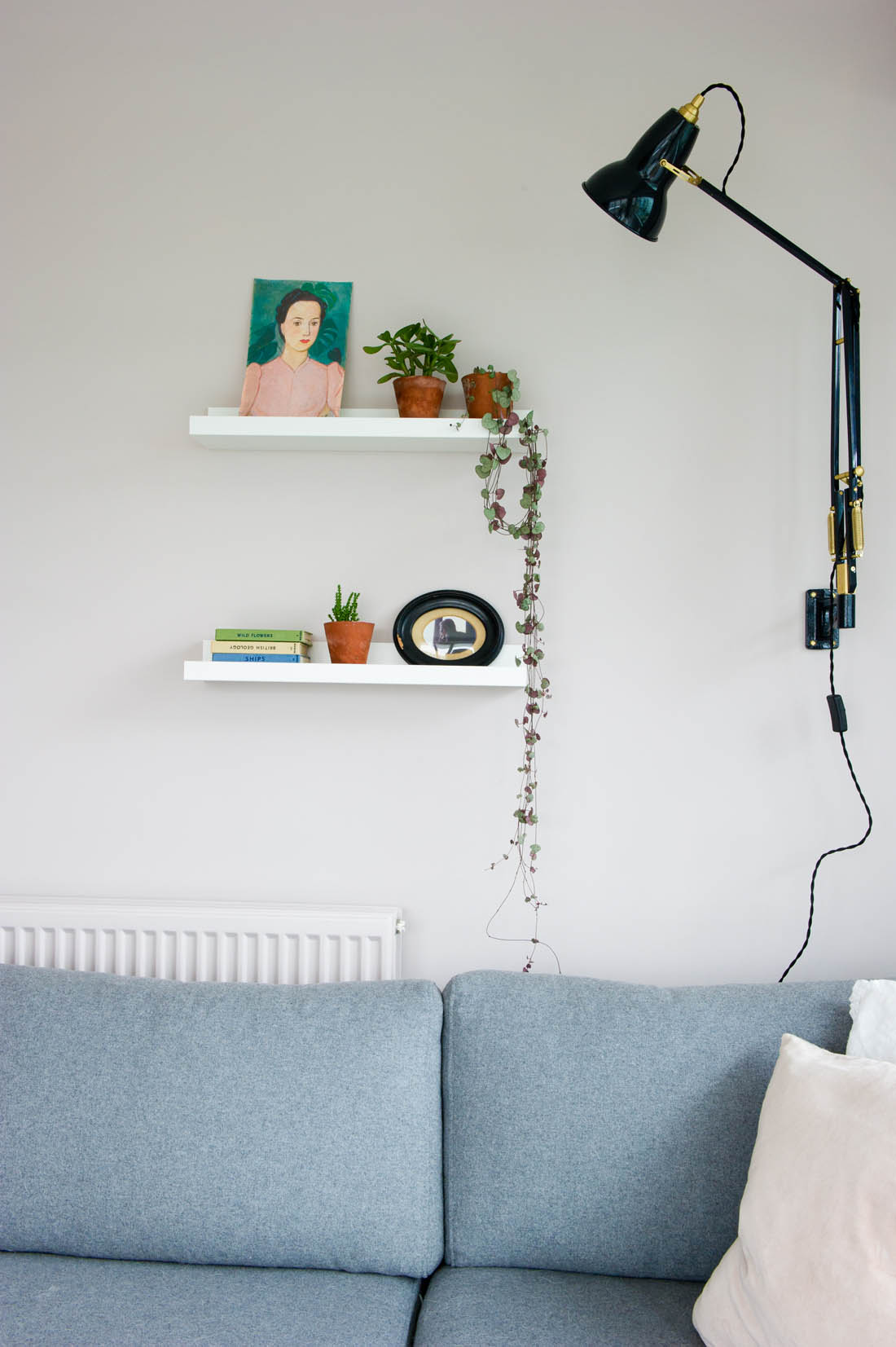 Living room makeover reveal - home of Katy Orme | Photography by katharinepeachey.co.uk | Apartment Apothecary