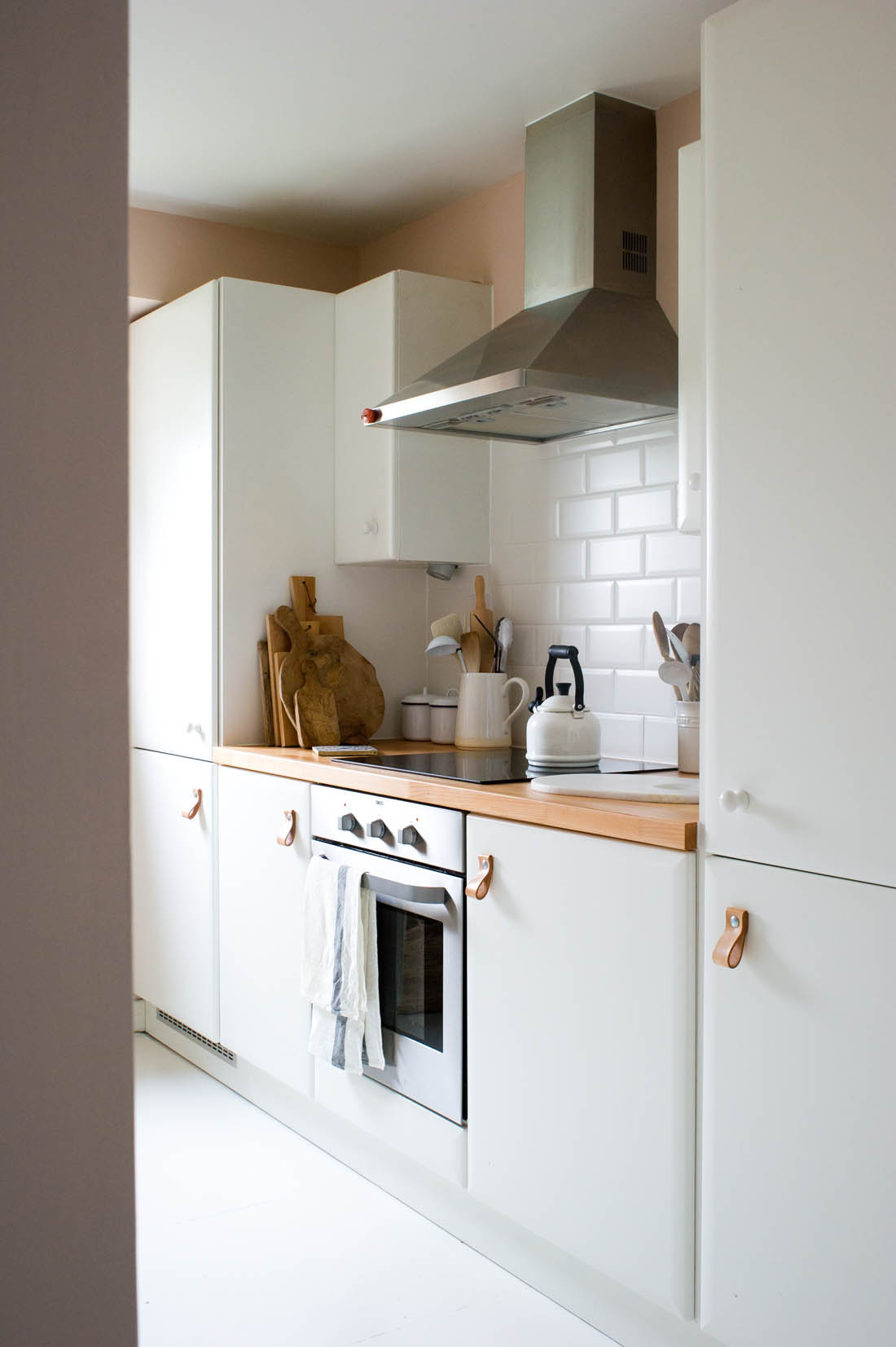Kitchen makeover |Photograph by katharinepeachey.co.uk | Apartment Apothecary