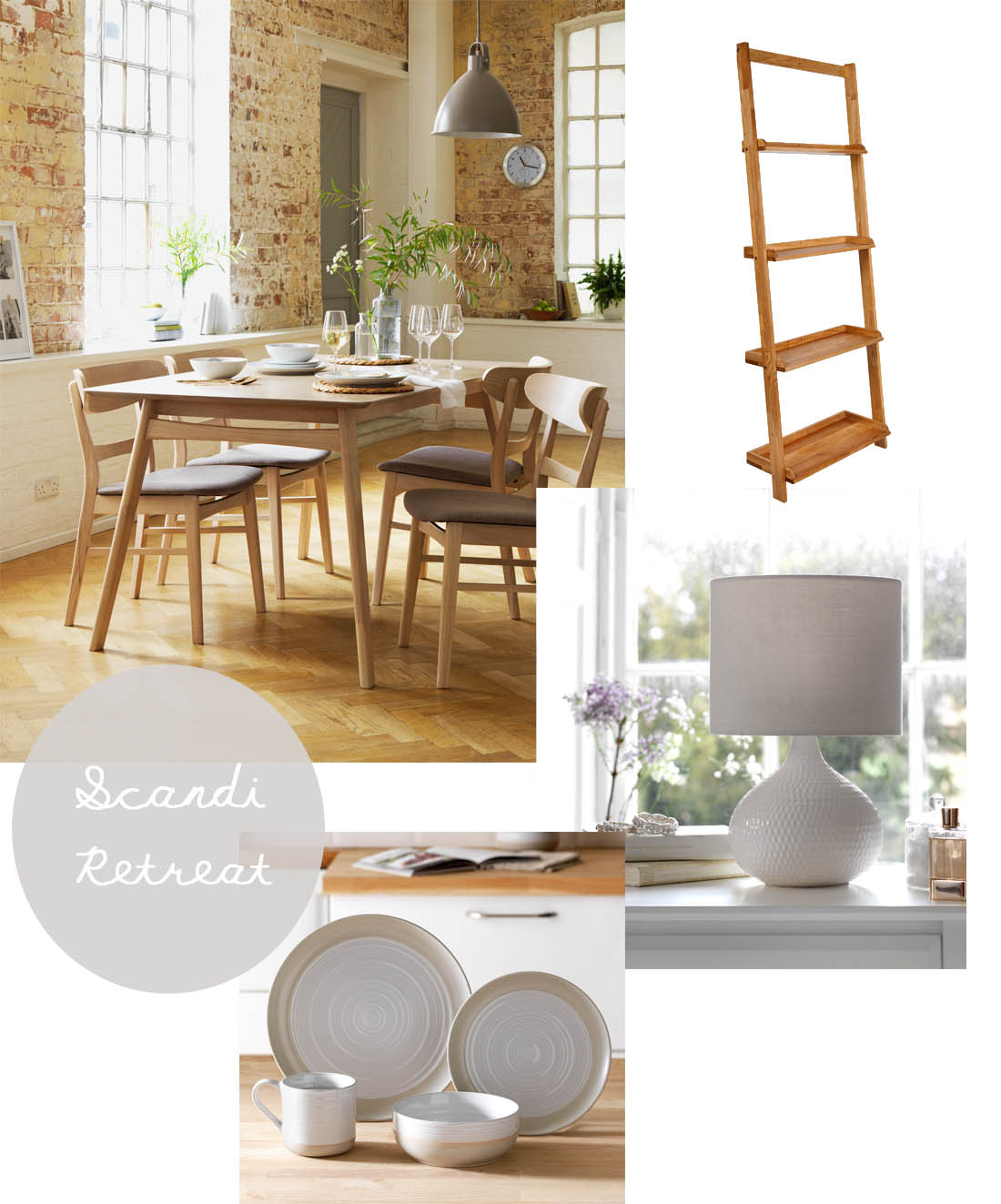 scandi retreat