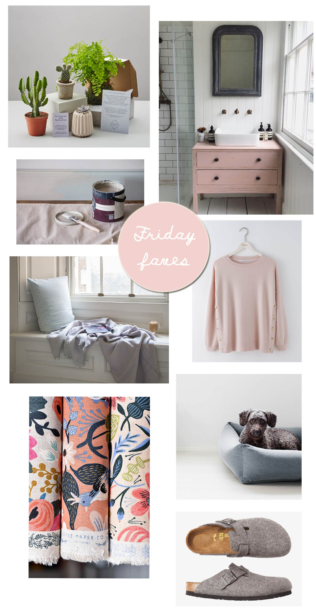 Friday faves | Apartment Apothecary