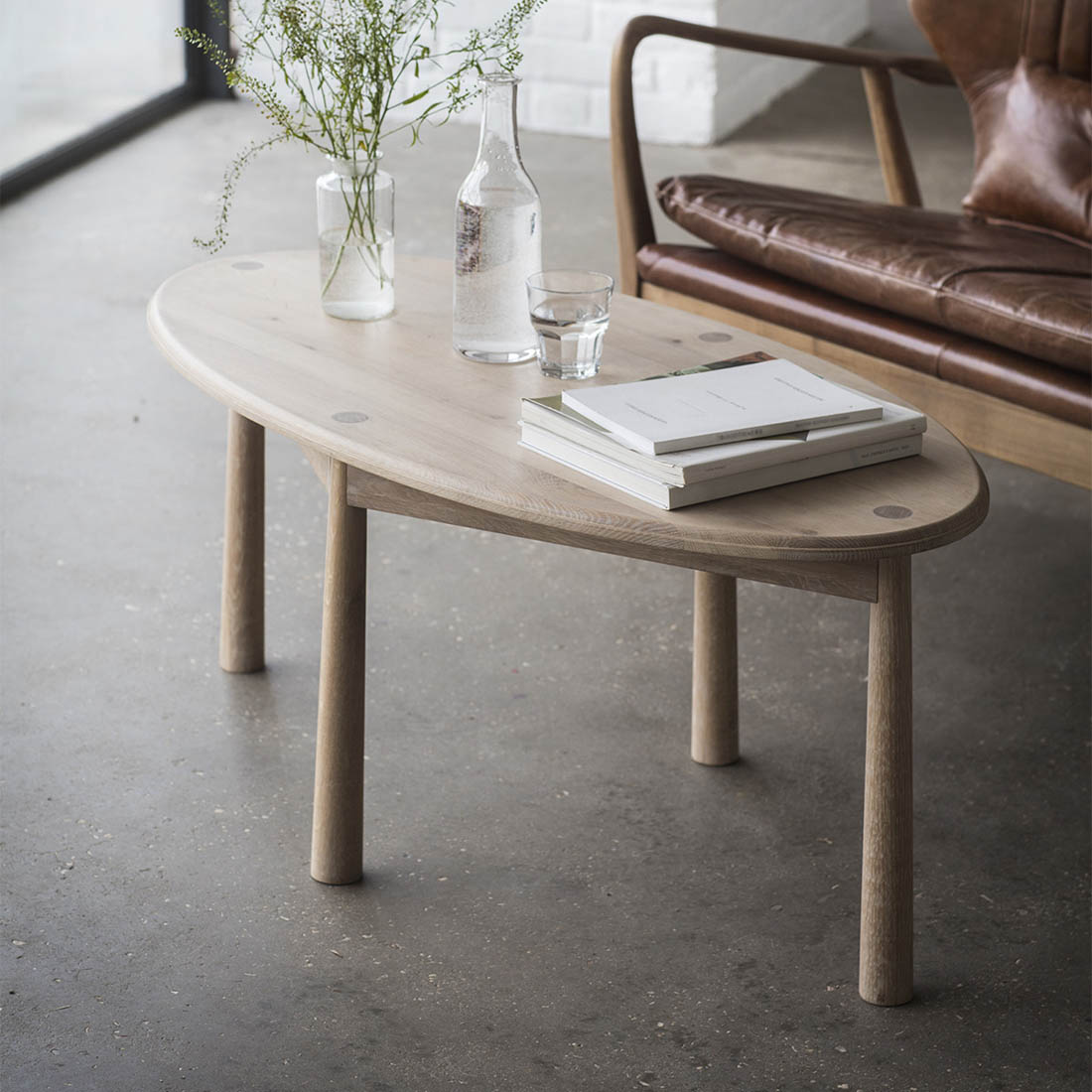 Lola Coffee Table With Storage: Affordable Scandi Style With Harley And Lola