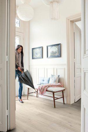 Laminate flooring | Quick Step laminate floors | Apartment Apothecary