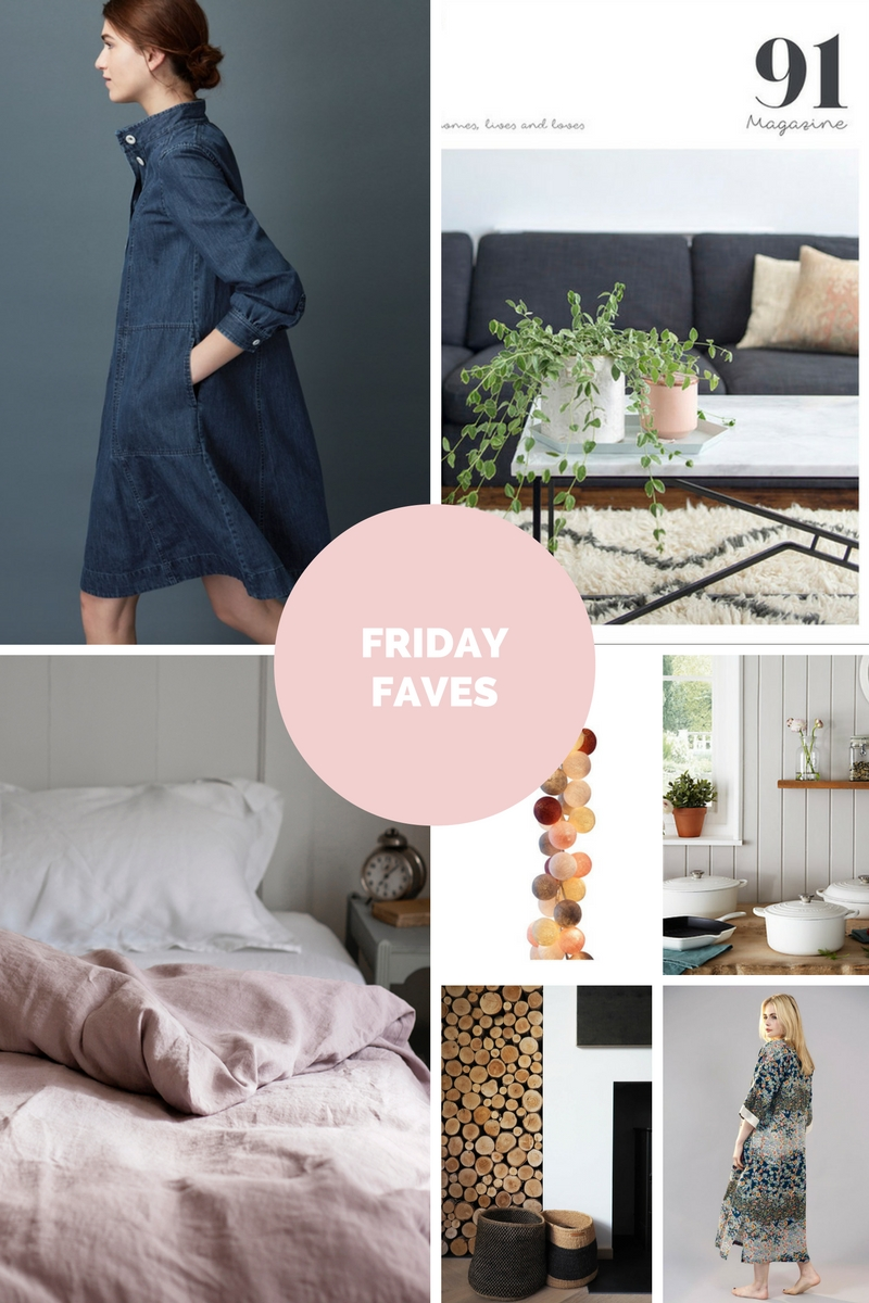 Friday faves | Autumn essentials | Apartment Apothecary