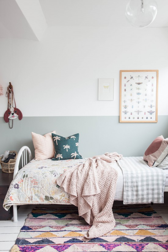 Vintage Scandi style nursery inspiration | Apartment Apothecary