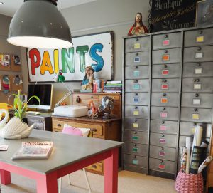 Living etc house tours | Colourful eclectic interior | Apartment Apothecary