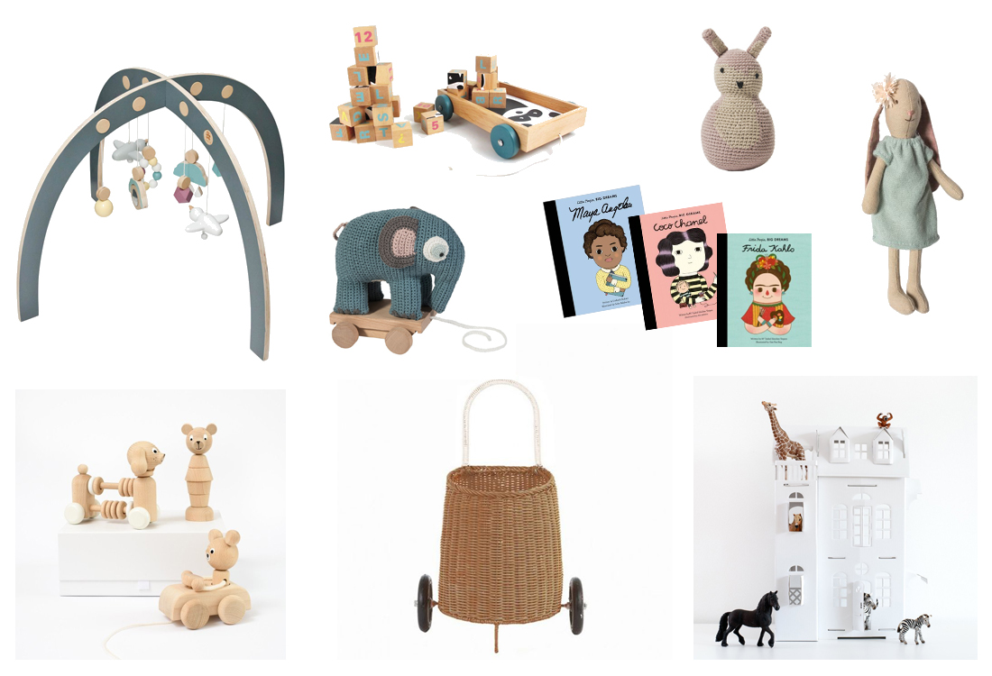 Nursery wish list | Apartment Apothecary