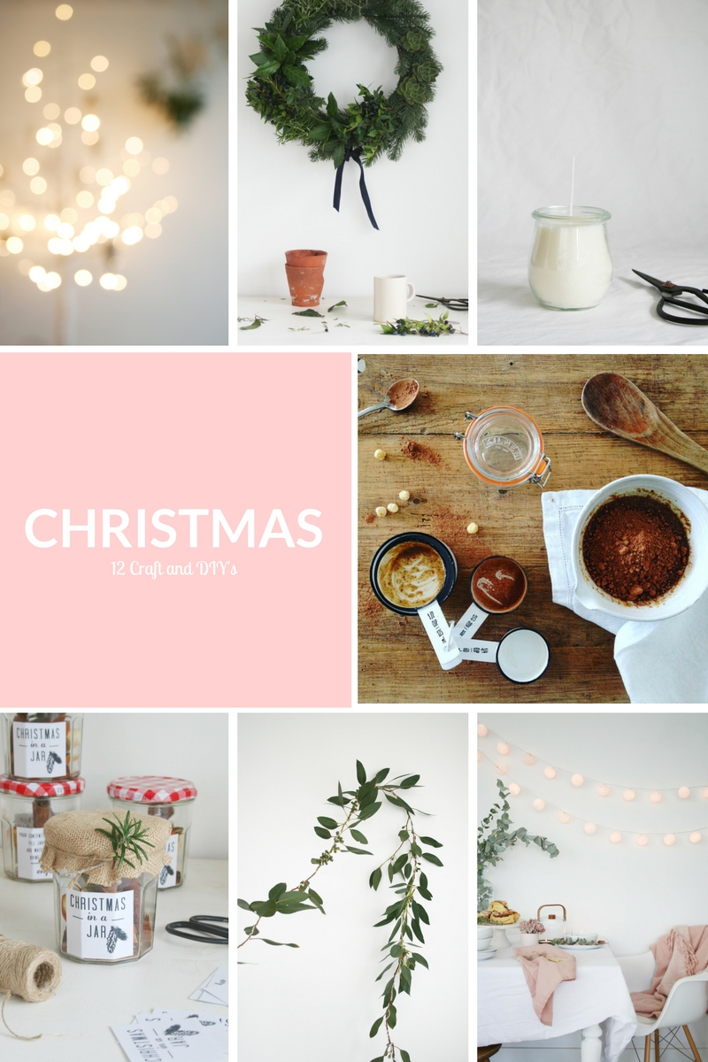 12 Christmas crafts and DIY projects | Apartment Apothecary