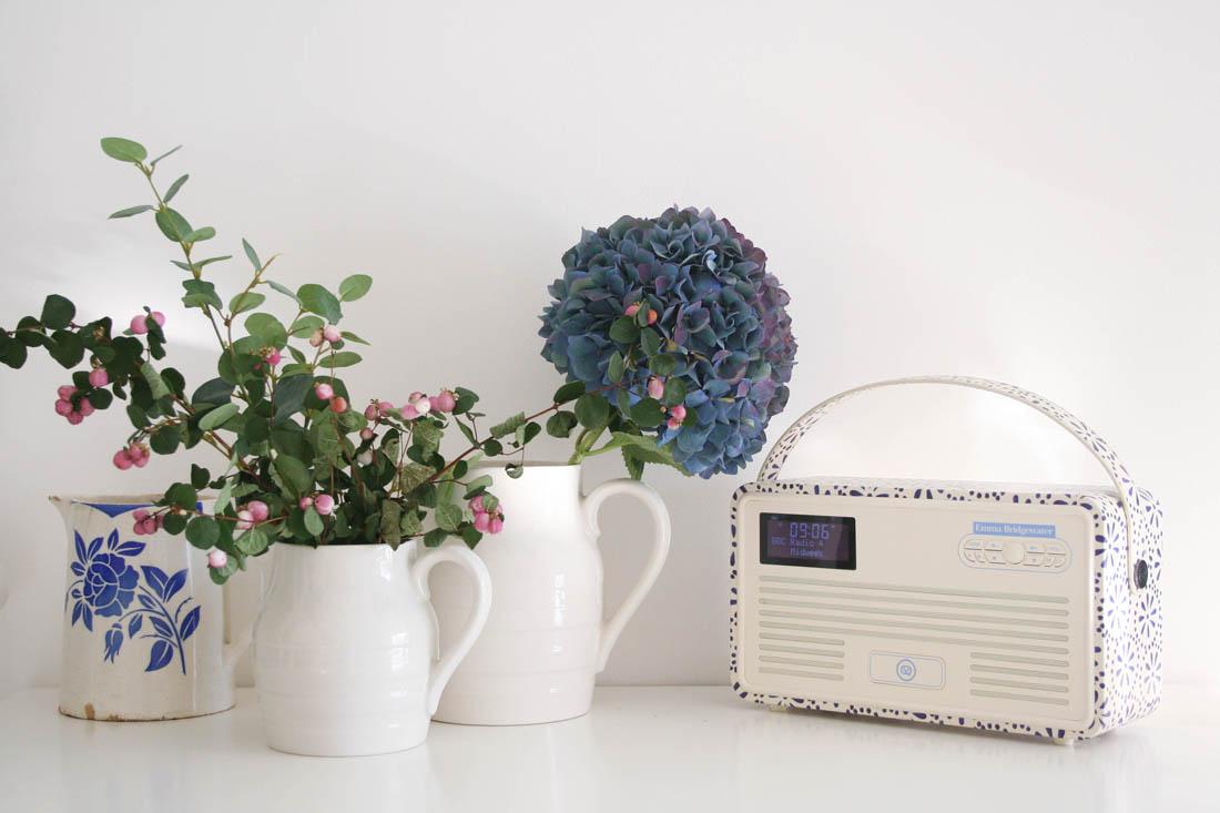 Blueberry smoothie recipe | Emma Bridgewater radio | Morning rituals | Apartment Apothecary