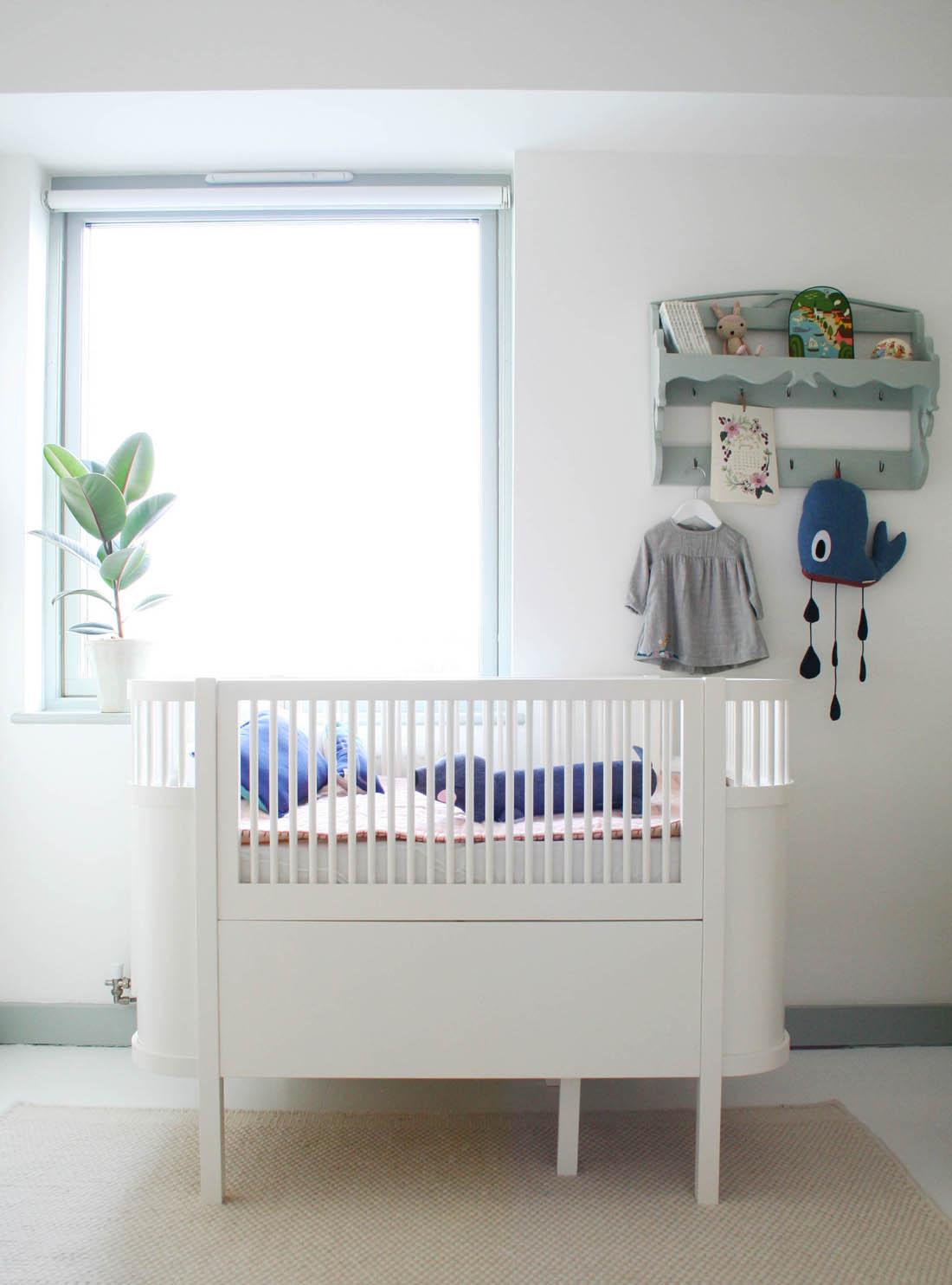 Nursery tour | Sebra kili cot | Apartment Apothecary