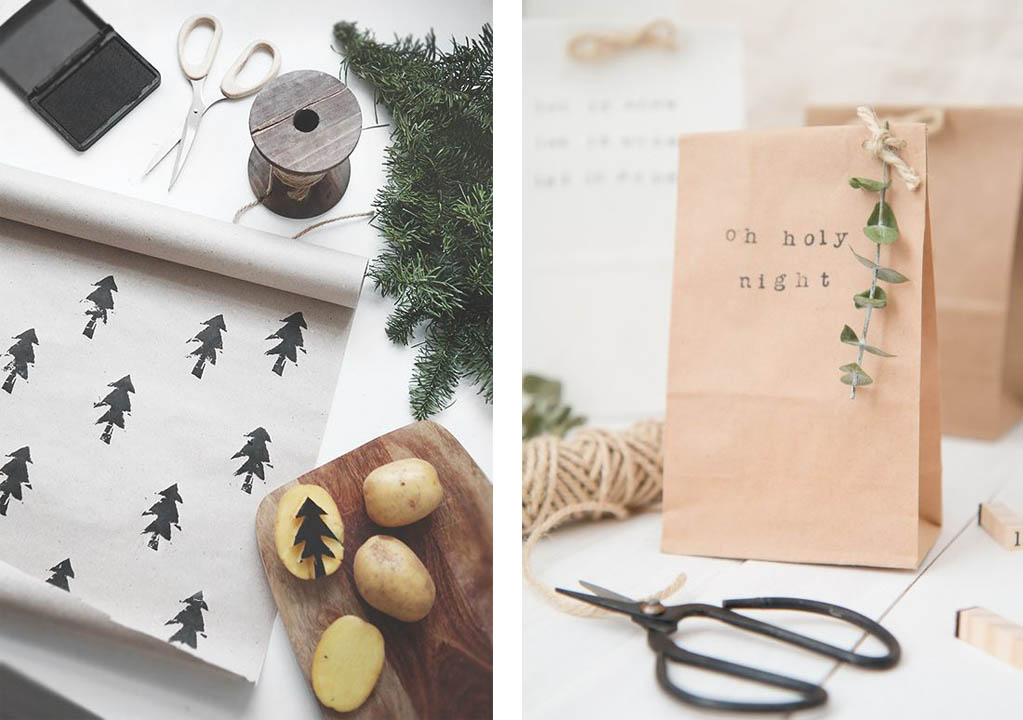 Last minute Christmas decoration and present ideas | Apartment Apothecary
