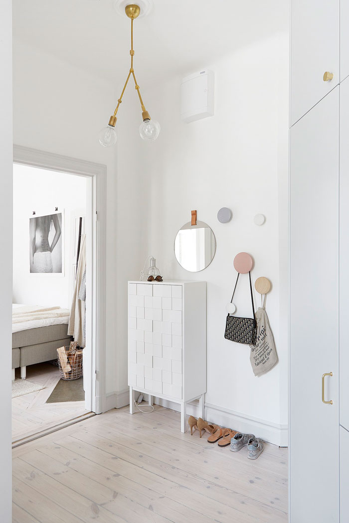 Swedish apartment | Scandinavian interiors | Minimalist style | Apartment Apothecary