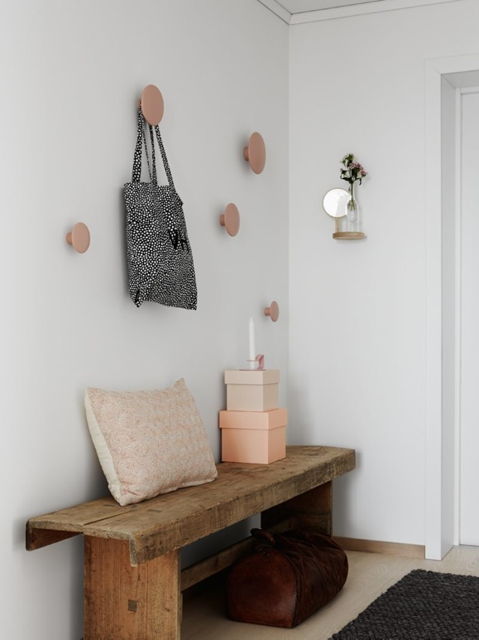 Muuto dots coat hooks | Apartment Apothecary