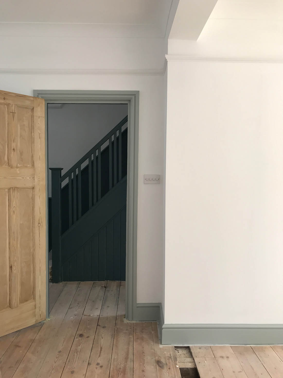 Weeks five and six: Our house renovation