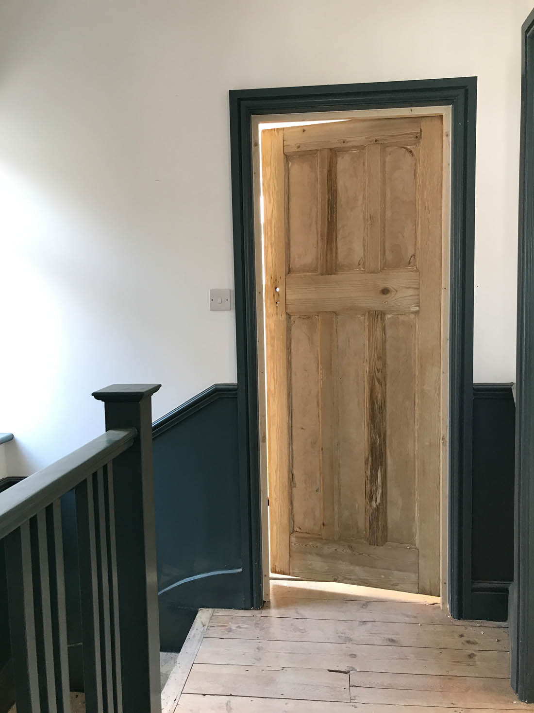 Adding character back to a period home