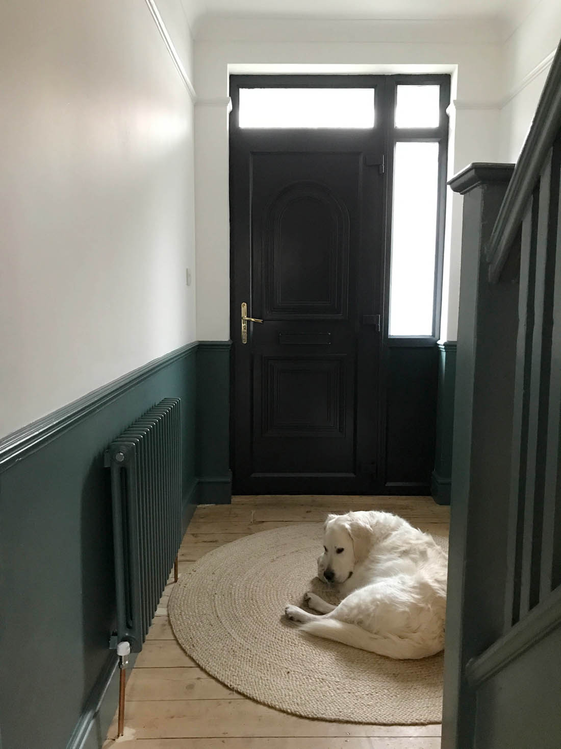 Painting my uPVC front door
