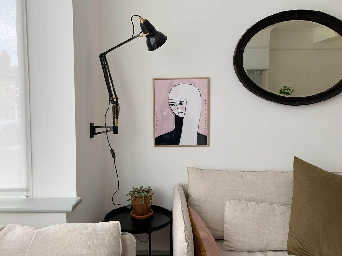 How to frame your art work with eFrame
