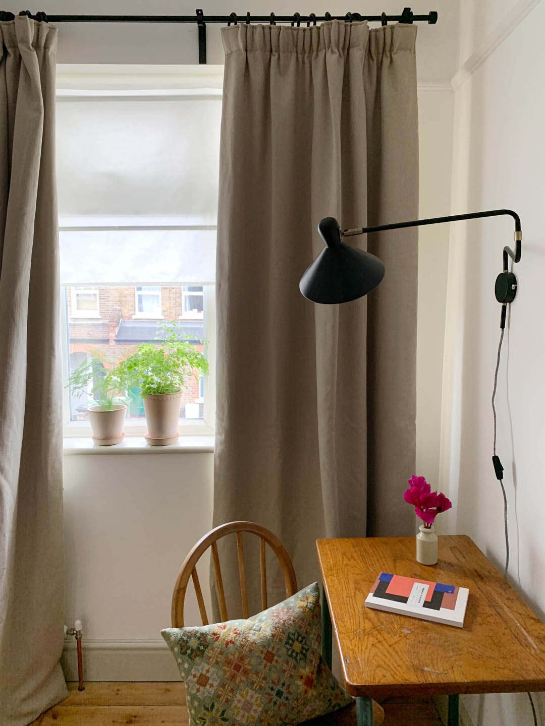 Why I Want Curtains In Every Room In My House Apartment Apothecary