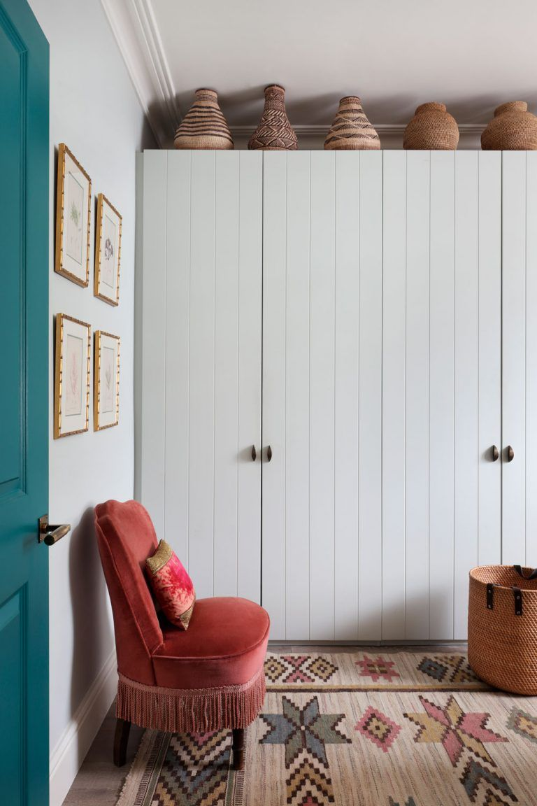 Stylish Built-In Wardrobe Ideas